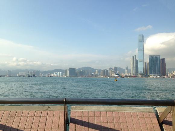 at the sheung wan park